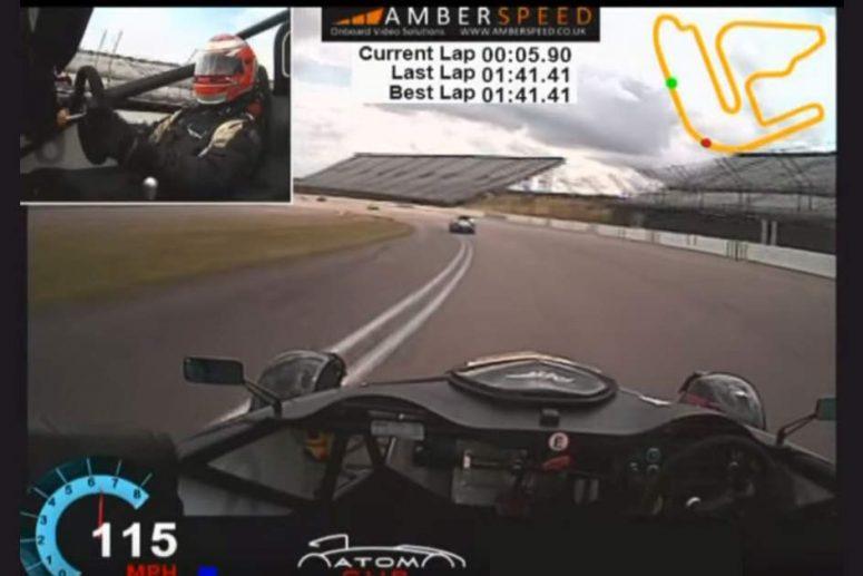 Amberspeed racing 15