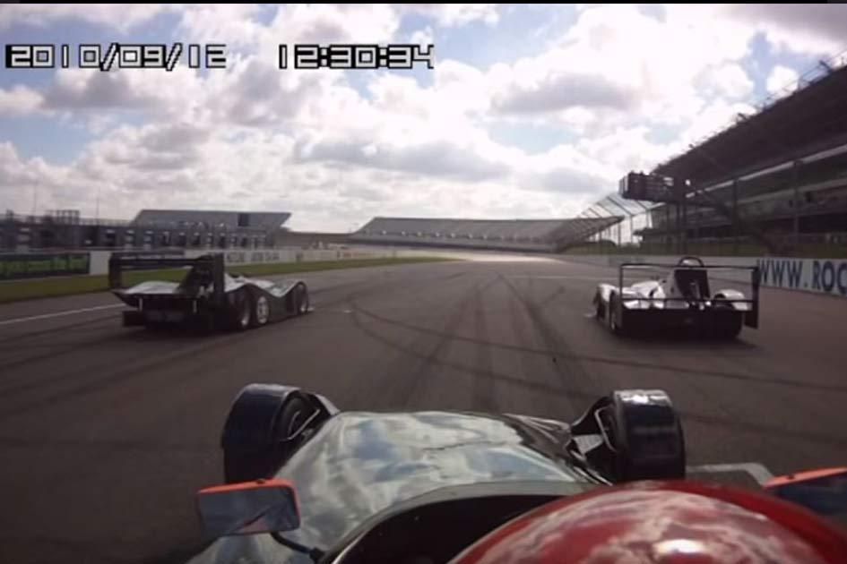 Amberspeed race 12