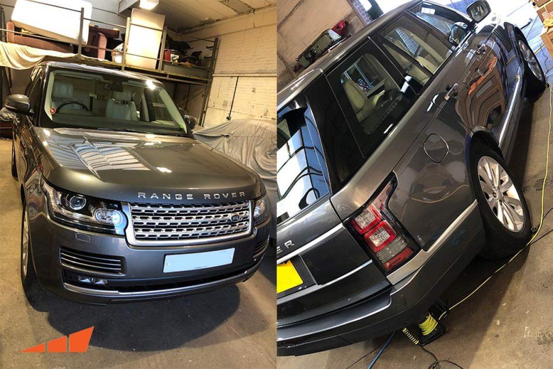 Vehicle detailers Essex
