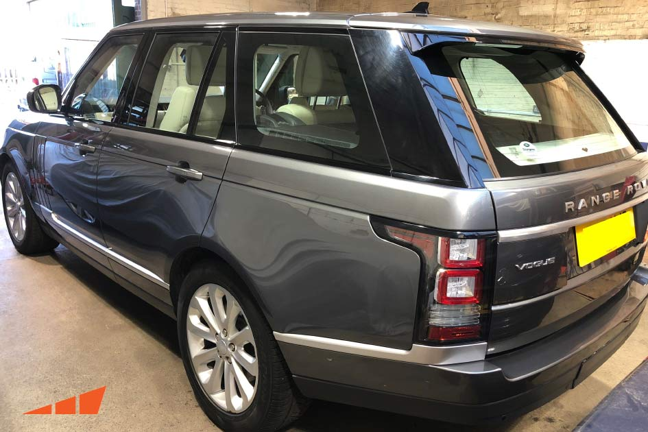 Range Rover car detailing services