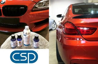 Amberspeed CSP authorized car detailing
